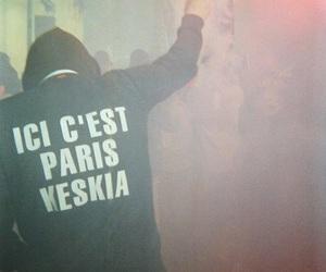 paris, thug, and psg image