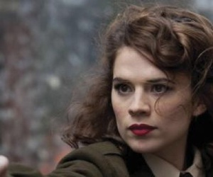 peggy carter and hayley atwell image