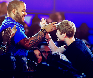 justin bieber and kenny image