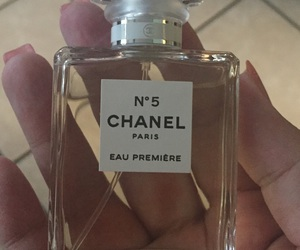 chanel, perfume, and chanel 5 image