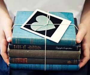 books, bookworm, and lovely image
