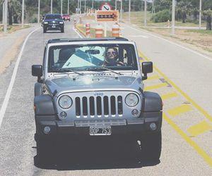 summer, jeep, and calu rivero image