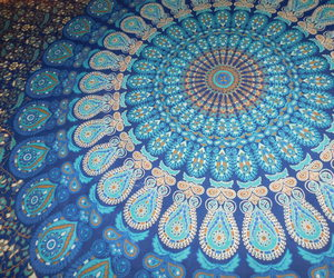 beautiful, boho, and circle image