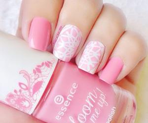 essence, mani, and nails image