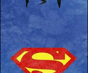 superman, hero, and wallpaper image