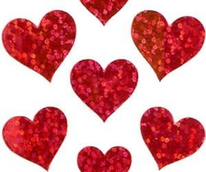 heart, 素材, and かわいい image