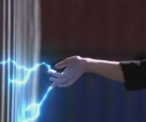 fantasy, power, and lightning image