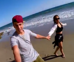 couple, love, and austin mahone image