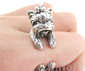 dogs, rings, and cute image