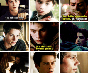 teen wolf, tw, and maze runner image