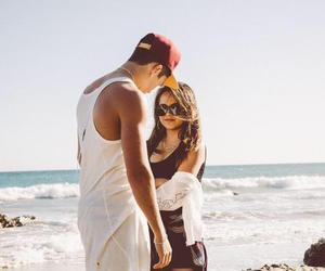 becky g, love, and austin mahone image