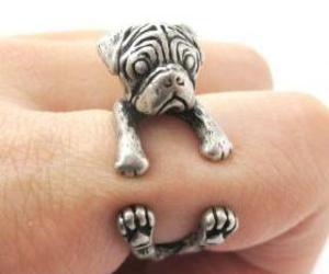 animals, dogs, and jewelry image