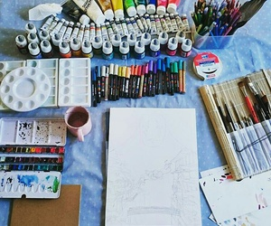 colors, draw, and art image