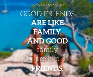family, girl, and quote image