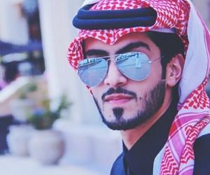arab, men, and saudi image
