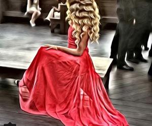 amazing, draw, and dress image