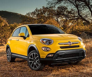 car, fiat, and yellow image