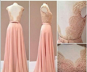 formal dresses, candy pink, and pink prom dresses image
