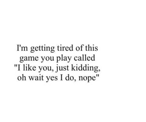 tired, love, and quotes image