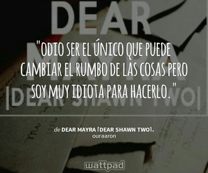 frases, wattpad, and shawn mendes image