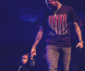 chris brown, black, and royalty image