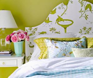 decor, interior design, and spring image