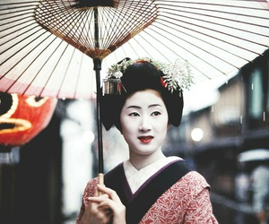 beauty, kioto, and culture image