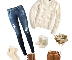 outfit, winter, and ootd image
