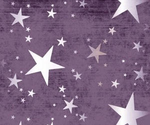 stars, wallpaper, and purple image