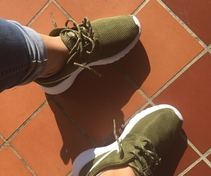 olive green and roshe image