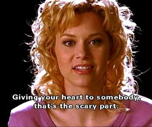 one tree hill, love, and heart image