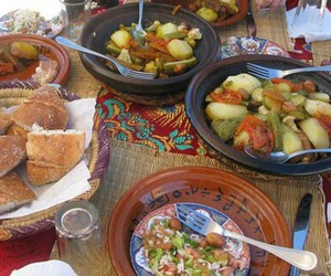 arabic, food, and yummy image