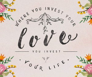 love, quotes, and life image