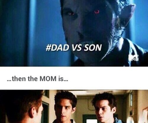 teen wolf, stiles, and liam image