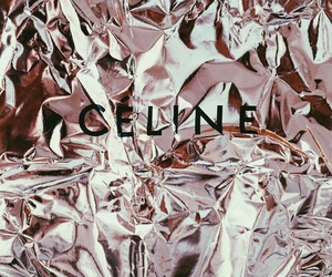 celine, style, and gold image