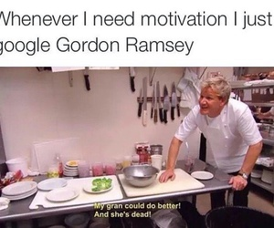 funny and gordon ramsey image