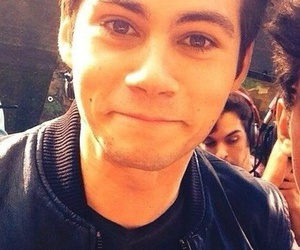 dylan o'brien, teen wolf, and luke brooks image