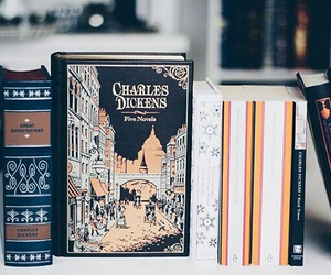 book and charles dickens image