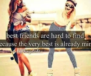 Best, best friends, and friends image