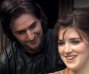passion, lucy griffiths, and richard armitage image