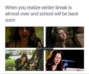school, spencer, and winter image