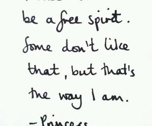 quotes, princess diana, and free spirit image