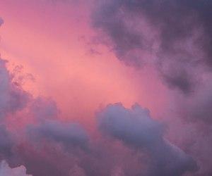 gif, sky, and aesthetic image
