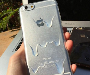 iphone, apple, and case image