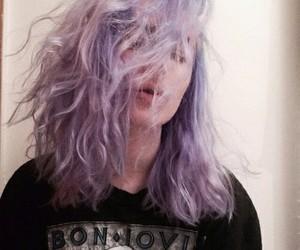 grunge and hair image