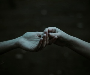 couple, hands, and maos image