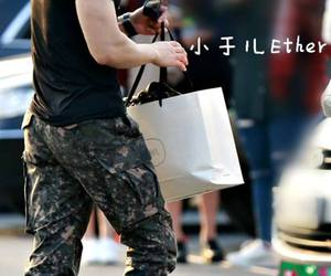 handsome, jaejoong, and soldier image