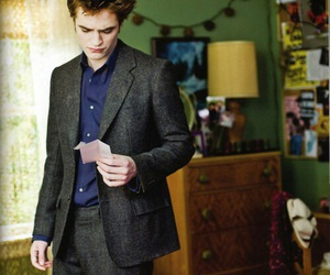 twilight, cullen, and edward image