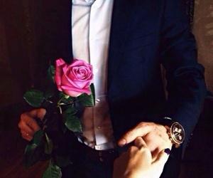 boyfriend, present, and sweet image
