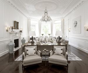 interior, apartment, and decor image
